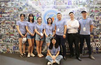 Calon Gloria au salon nautique international de Shanghai 2018